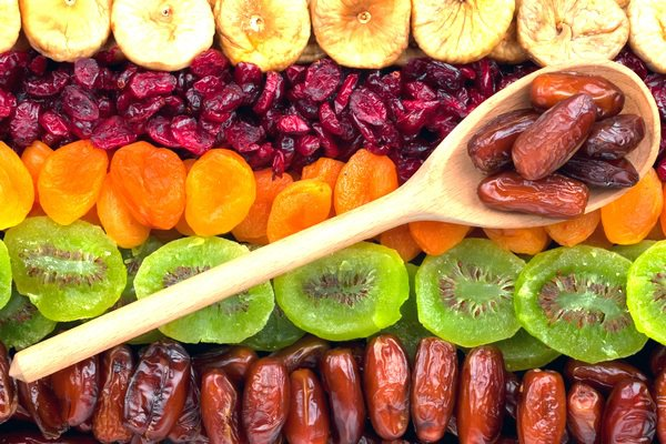 diabetic diet minimize the drying fruits