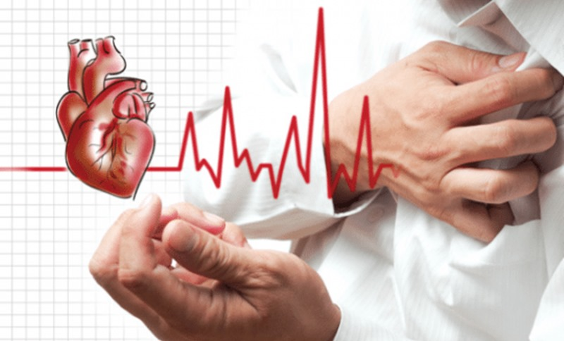 dieabetes causes the myocardical infarction and heart attack