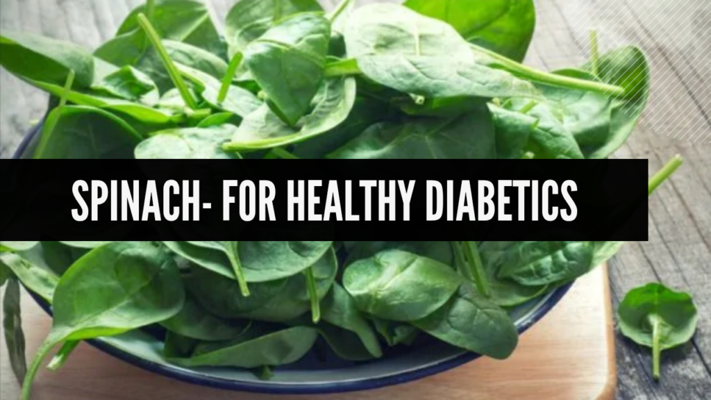 spinach vegetables list