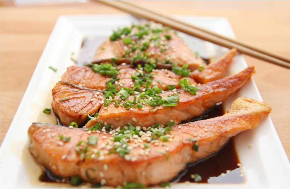 salmon- food for diabetes not affect blood sugar levels