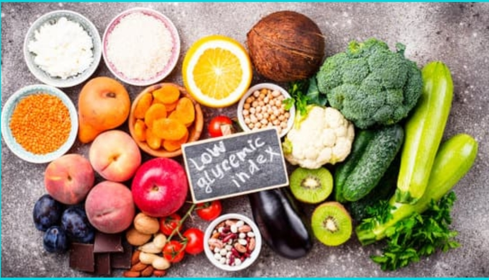 low glycemic index food