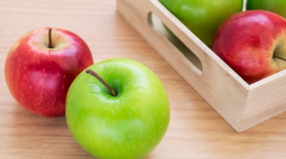 green apple or red apple
