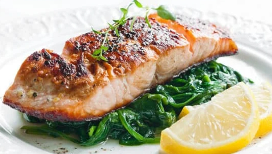 salmon can be processed