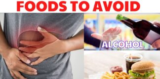 foods avoid impaired liver function