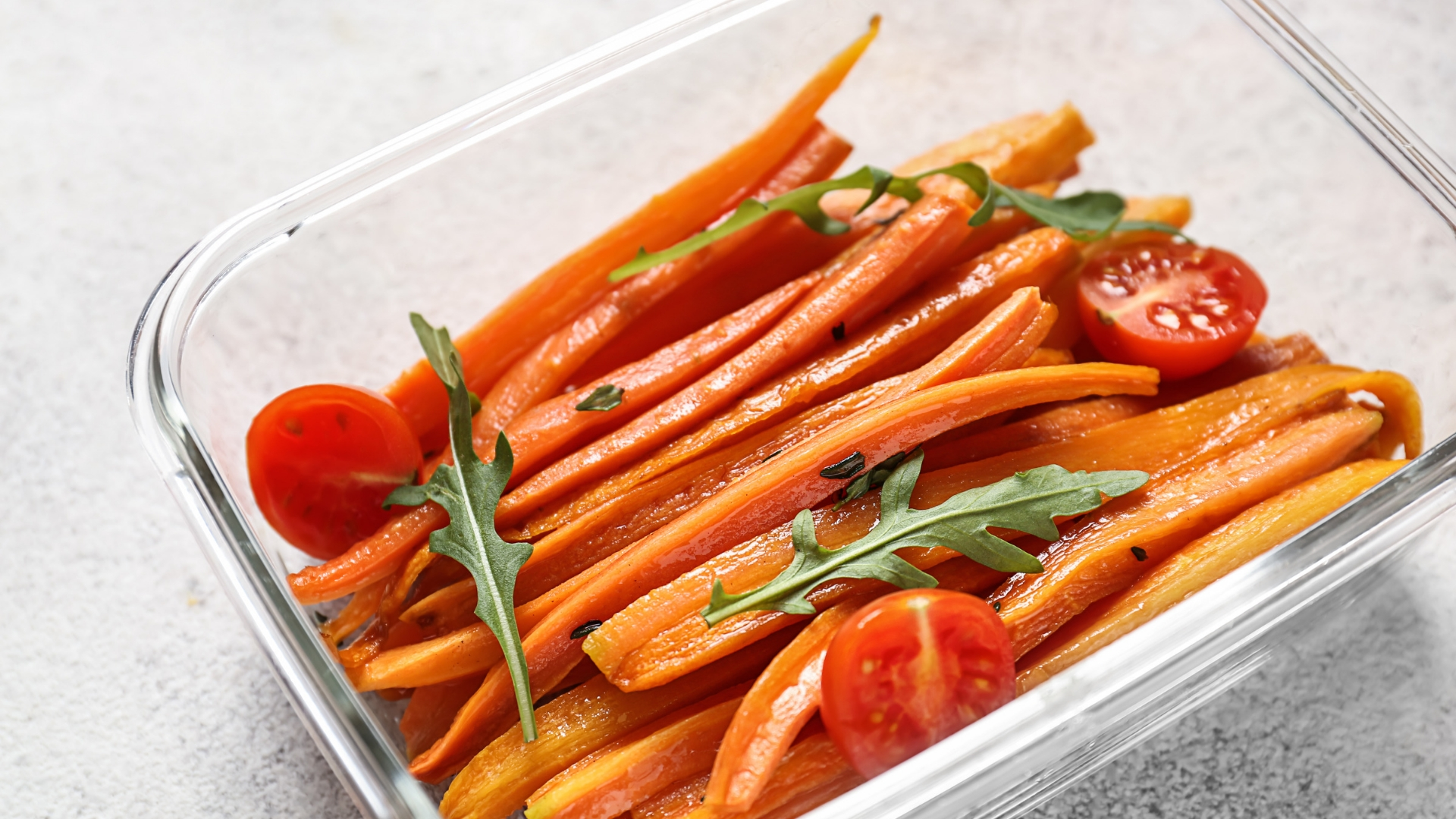 carrot large pieces